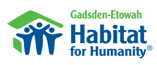 Gadsden Habitat for Humanity Logo