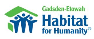 Gadsden Habitat for Humanity Logo